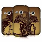 HEAD CASE DESIGNS SHADOW PUPPETS HARD BACK CASE FOR SAMSUNG PHONES 5