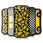 HEAD CASE DESIGNS YELLOW CAB HYBRID CASE FOR APPLE & SAMSUNG PHONES