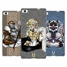 HEAD CASE DESIGNS KNIGHT SOFT GEL CASE FOR HUAWEI PHONES