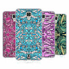 HEAD CASE DESIGNS ABSTRACT ALIEN PATTERNS SOFT GEL CASE FOR LG PHONES 2