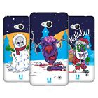 HEAD CASE DESIGNS CHRISTMAS ZOMBIES SOFT GEL CASE FOR NOKIA PHONES 1