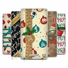 HEAD CASE DESIGNS CHRISTMAS GIFTS SOFT GEL CASE FOR SONY PHONES 3
