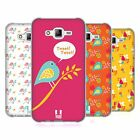 HEAD CASE DESIGNS BIRD PATTERNS SOFT GEL CASE FOR SAMSUNG PHONES 3