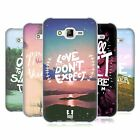 HEAD CASE DESIGNS THOUGHTS TO PONDER SOFT GEL CASE FOR SAMSUNG PHONES 3