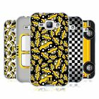 HEAD CASE DESIGNS YELLOW CAB SOFT GEL CASE FOR SAMSUNG PHONES 4