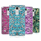 HEAD CASE DESIGNS ABSTRACT ALIEN PATTERNS SOFT GEL CASE FOR LG PHONES 3