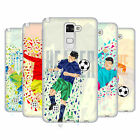 HEAD CASE DESIGNS GEOMETRIC FOOTBALL MOVES SOFT GEL CASE FOR LG PHONES 3