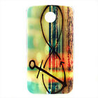Hot Cute Pattern Phone Shell Hard Back Case Cover For Motorola Google Nexus 6