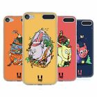 HEAD CASE DESIGNS HOME BUNNY SOFT GEL CASE FOR APPLE iPOD TOUCH MP3