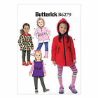 Butterick 6279 Easy Sewing Pattern to MAKE Fleece Jacket & Body Warmer