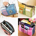Womens Makeup Cosmetic Bag Travel Case Toiletry Beauty Organizer Zipper Handbag