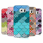 HEAD CASE DESIGNS SCALLOP QUILTS HARD BACK CASE FOR SAMSUNG PHONES 1