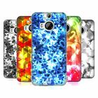 HEAD CASE DESIGNS BOKEH CHRISTMAS EDITION HARD BACK CASE FOR HTC PHONES 2