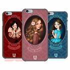 HEAD CASE DESIGNS FAIRY TALE PRINCESSES HARD BACK CASE FOR APPLE iPHONE PHONES