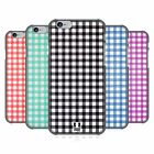 HEAD CASE DESIGNS GINGHAM-PATTERNS HARD BACK CASE FOR APPLE iPHONE PHONES