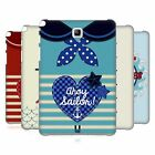 HEAD CASE DESIGNS NAUTICAL PATCHWORKS HARD BACK CASE FOR SAMSUNG TABLETS 1