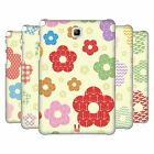 HEAD CASE DESIGNS PATTERNS IN FLORAL HARD BACK CASE FOR SAMSUNG TABLETS 1