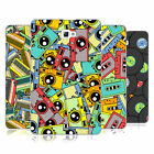 HEAD CASE DESIGNS VINTAGE ITEM PATTERNS HARD BACK CASE FOR SAMSUNG TABLETS 1