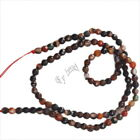 New Colorful Faceted Round Charm Agate Loose Gemstones Beads Fit Jewelry Making