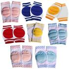 Baby Kid Safety Crawling Elbow Cushion Infants Toddlers Knee Pads Protector CSUG