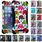 Heavy Duty Armor Impact ShockProof Rubber Hard Soft Cover Case for iPhone 6 6S