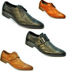 Men's New Formal Shoes PU Leather Office Wedding Night out  Size 6 7 8 9 10 11