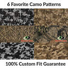 1st Row Camo Carpet Floor Mat for Triumph TR4 #F9031 $79.9 USD