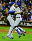 Wade Davis & Drew Butera KC Royals 2015 World Series Photo SL108 (Select Size)