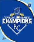 Kansas City Royals 2015 World Series Team Logo Photo SJ180 (Select Size)