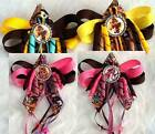 Choice My Little Pony Peace Fancy Steam Punk Hairbows Bow w/ Beads Ponytail Top