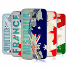 HEAD CASE DESIGNS FLAGS AND LANDMARKS SOFT GEL CASE FOR HUAWEI PHONES 2