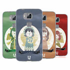 HEAD CASE DESIGNS CHRISTMAS ANGELS SOFT GEL CASE FOR HUAWEI PHONES 2