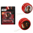 STAR WARS EPISODE 7 LIGHT UP YOYO KIDS FUN GIFT CLUTCH MECHANISM TOY SPEED NEW