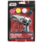SET OF 4 STAR WARS EPISODE 7 MINI DISC SHOOTER FLYING KIDS FUN GIFT SAUCER NEW