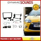 CTKCT03 Citroen DS3 2009  Double Din Stereo Fascia Steering Control Fitting Kit
