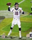 Peyton Manning Denver Broncos Super Bowl 50 Action Photo SS201 (Select Size)