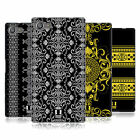 HEAD CASE DESIGNS ABAYA PRINTS SOFT GEL CASE FOR SONY XPERIA Z5 COMPACT
