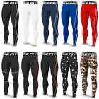 New Sports Compression Tight Skin Pants Base Under Layer Running Men Women