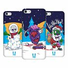 HEAD CASE DESIGNS CHRISTMAS ZOMBIES HARD BACK CASE FOR APPLE iPHONE 5C