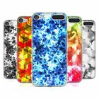 HEAD CASE DESIGNS BOKEH CHRISTMAS EDITION SOFT GEL CASE FOR APPLE iPOD TOUCH 6G