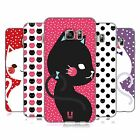 HEAD CASE DESIGNS CATS AND DOTS SOFT GEL CASE FOR SAMSUNG GALAXY S6 EDGE+