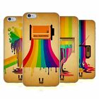 HEAD CASE DESIGNS COLOUR DRIPS SOFT GEL CASE FOR APPLE iPHONE 6 PLUS / 6S PLUS