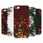 HEAD CASE DESIGNS FLORAL ART DECO SOFT GEL CASE FOR APPLE iPHONE 5 5S
