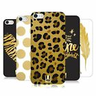 HEAD CASE DESIGNS GRAND AS GOLD HARD BACK CASE FOR APPLE iPHONE 5 5S