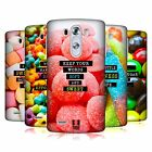 HEAD CASE DESIGNS SUGARY THOUGHTS HARD BACK CASE FOR LG G3