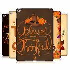HEAD CASE DESIGNS THANKSGIVING TYPOGRAPHY HARD BACK CASE FOR APPLE iPAD AIR 2