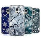 HEAD CASE DESIGNS WINTER PRINTS HARD BACK CASE FOR SAMSUNG GALAXY S5 MINI