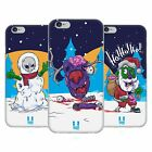 HEAD CASE DESIGNS CHRISTMAS ZOMBIES SOFT GEL CASE FOR APPLE iPHONE 6 6S