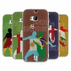 HEAD CASE DESIGNS FOOTBALL RIVALRIES SOFT GEL CASE FOR HTC ONE M8 M8S