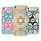 HEAD CASE DESIGNS STAR OF DAVID SOFT GEL CASE FOR APPLE iPHONE 5 5S SE